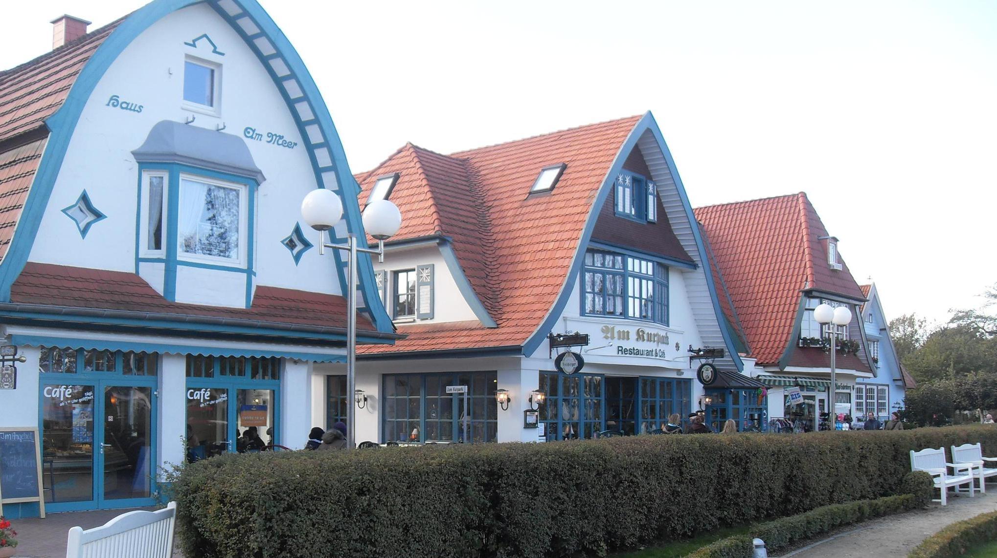 Boltenhagen Promenade